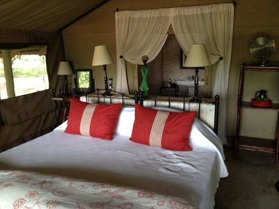 ‪‪Tanda Tula Safari Camp‬: our tent