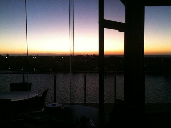 Lakes Resort Hotel: Sunset again