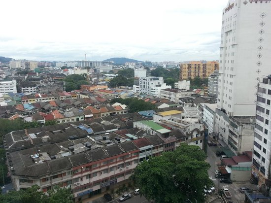Furama Bukit Bintang: Hotel view from #903