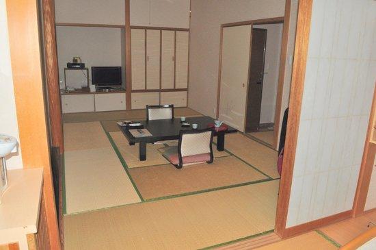 Foyer Room Traduzione : Annex complete with massage chair foto di hotel