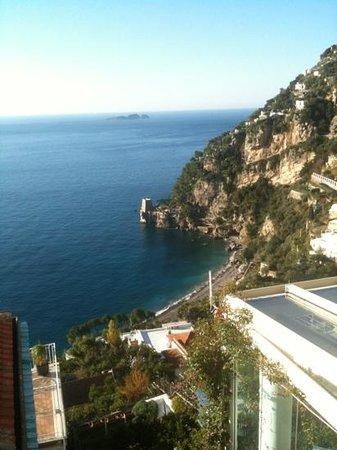 Hotel Villa Franca: panorama dalla camera n' 30