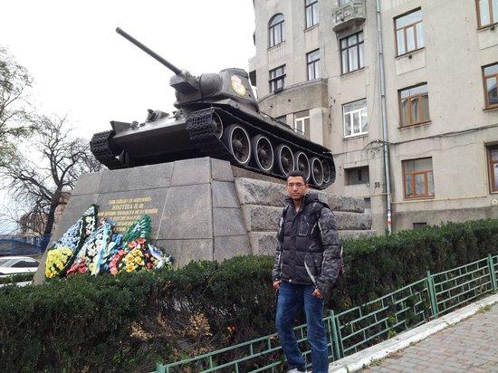 Танк Никитина