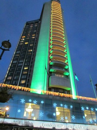 London Hilton on Park Lane: Landmark