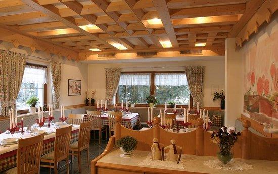 Hotel Reichegger: Unser kleiner Speisesaal