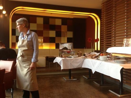 Adele Designhotel Berlin: breakfast 