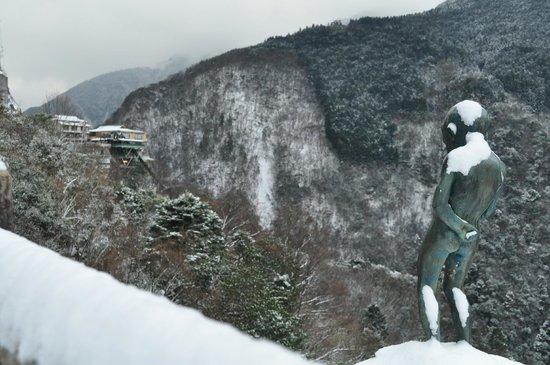 Iyakei Valley : Mannikin Peeing Boy