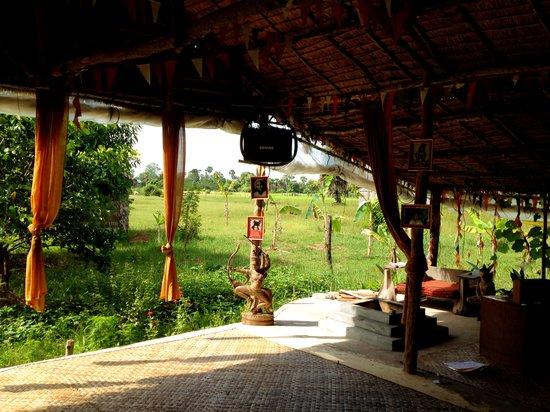 Yoga Hut Picture Of Hariharalaya Meditation Retreat Centre Siem