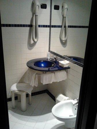 BEST WESTERN Hotel San Giusto: bagno ristrutturato di recente
