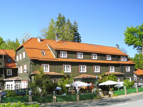 Hotel Gruene Tanne Mandelholz