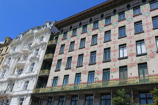 Context Vienna Tours : Jugendstil architecture