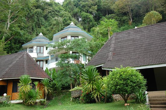 Krabi Resort : luxury villas