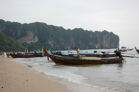 Krabi Resort : Ao Nang beach