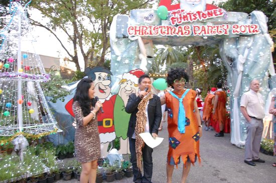 Krabi Resort : Christmas show