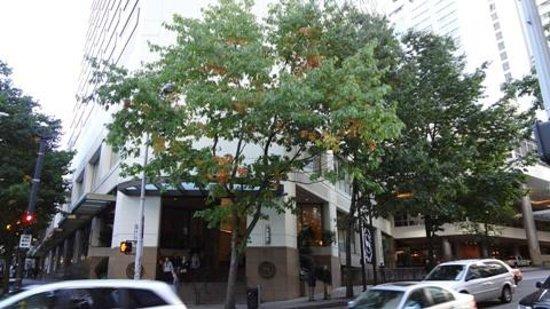 Sheraton Seattle Hotel: hotel