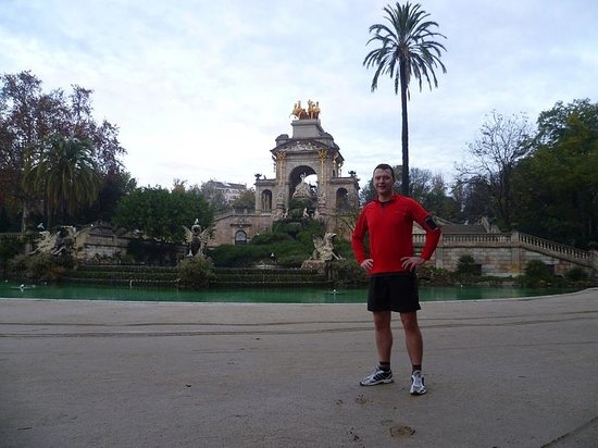 Running Tours Barcelona: Parc of Citadel