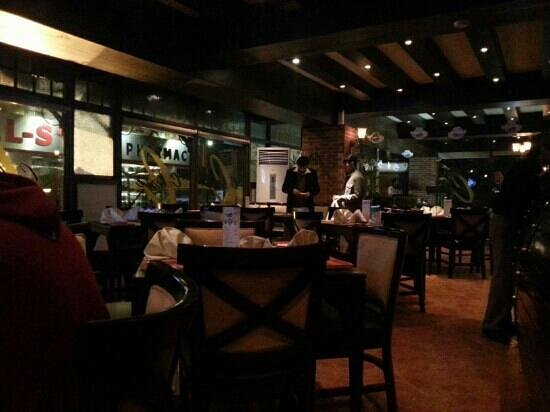 Celeste' Restaurant and Cafe': Inside Celeste', Peshawar