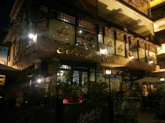 Celeste' Restaurant and Cafe': Celeste' !