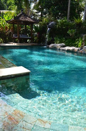 Taman Rahasia Tropical Sanctuary & Spa: Pool