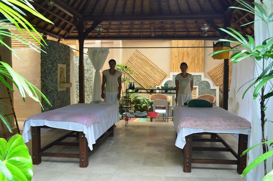 Taman Rahasia Tropical Sanctuary & Spa: Day Spa