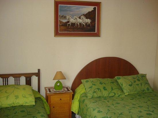 Hotel Palma de Mallorca : comfortable rooms, ensuite