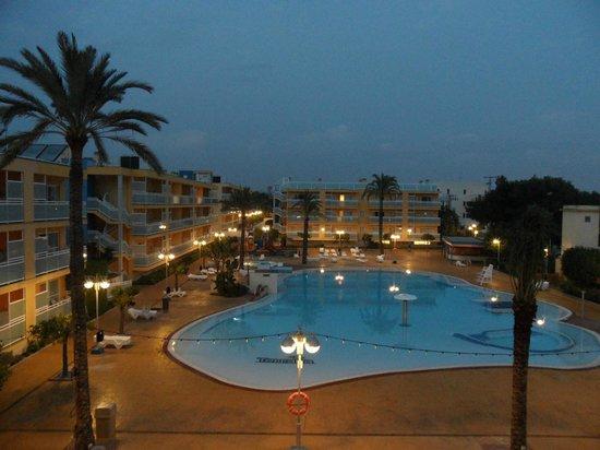 Terralta Apartamentos Turisticos: Room view