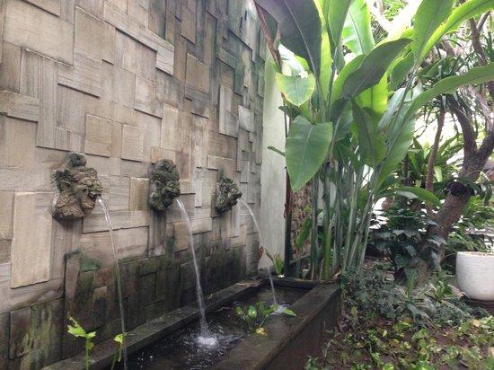 Ramayana Resort & Spa: Great Balinese design.