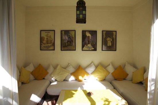 Riad Dar Aman : lieu de repos