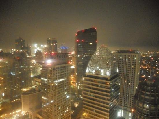 HARRIS Suites FX Sudirman: night view again