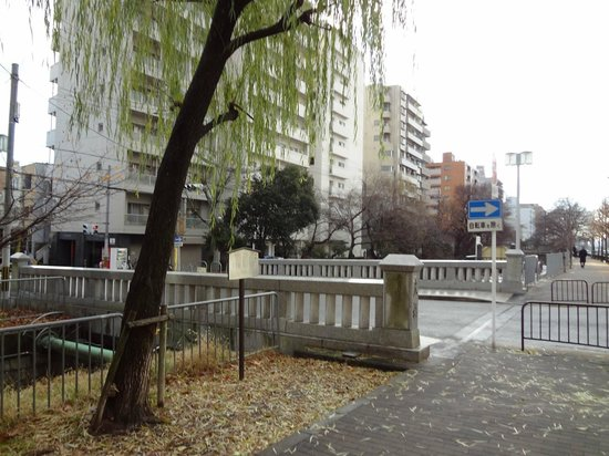 Ichijo Modoribashi: 横からです。