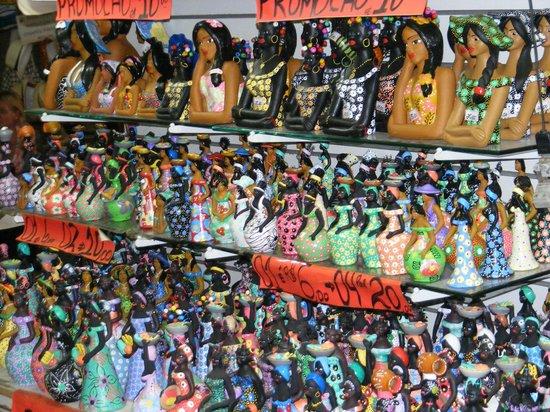Mercado Modelo: SOUVENIRS
