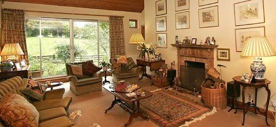 Dunesk Lodge: Lounge