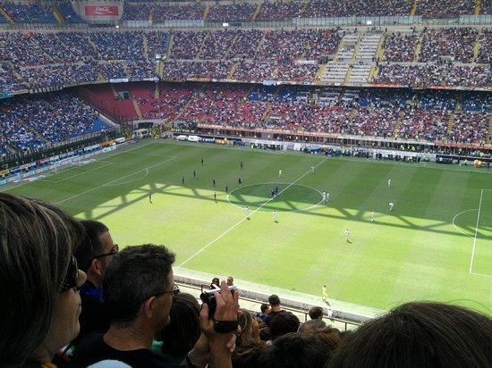 terzo anello stadio san siro milan - photo#38