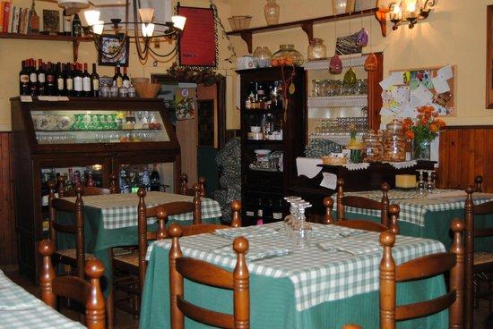 Ristorante ristorante pizzeria le scalette in roma con - Pizzeria le finestre roma ...