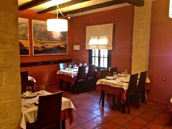 Restaurante Yerbaguena: Restaurant view