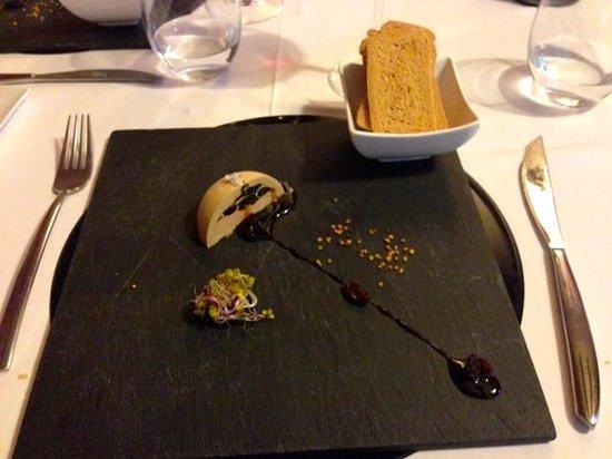 Restaurante Yerbaguena: Paté de Pato