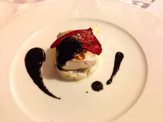 Restaurante Yerbaguena: Lubina Fish