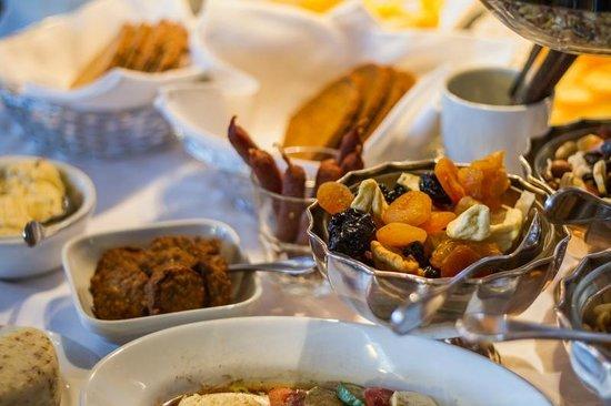Landhaus Iris: Frühstück