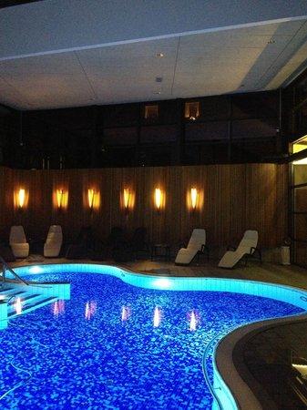 Hotel Skansen: Spa