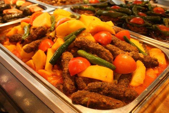 Piknik Kofte & Piyaz: izmir köfte