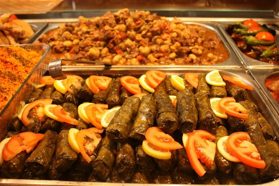 Piknik Kofte & Piyaz: traditional turkish cuisine