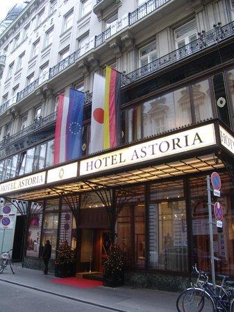 ออสเตรียเทรนด์โฮเต็ล แอสโตเรีย: Hotel Astoria