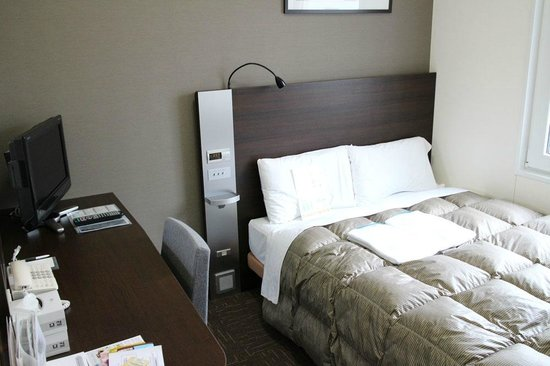 Comfort Hotel Naha Prefectural Office: Room