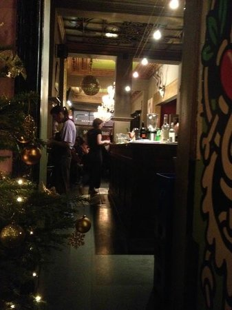 SPAGHETTIWORLD : View from our table