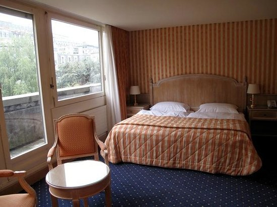 Hotel Continental Lausanne: Class room