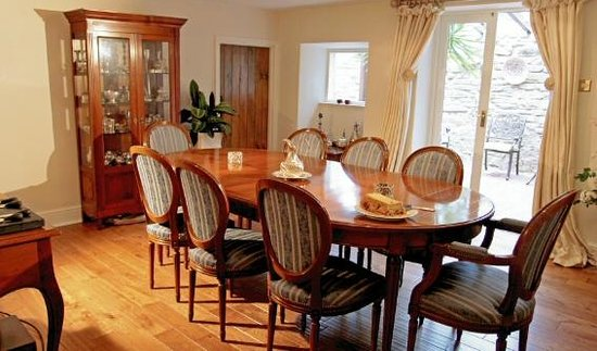 Cheskin House: The Dining Room