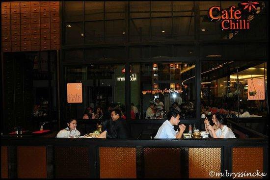 Cafe Chilli, Bangkok