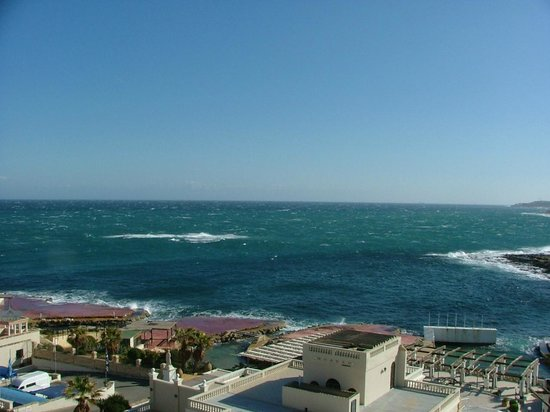 Palio's Restaurant at The Westin Dragonara Resort Malta: View