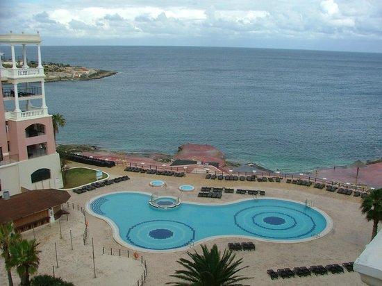 Palio's Restaurant at The Westin Dragonara Resort Malta: Wonderful view