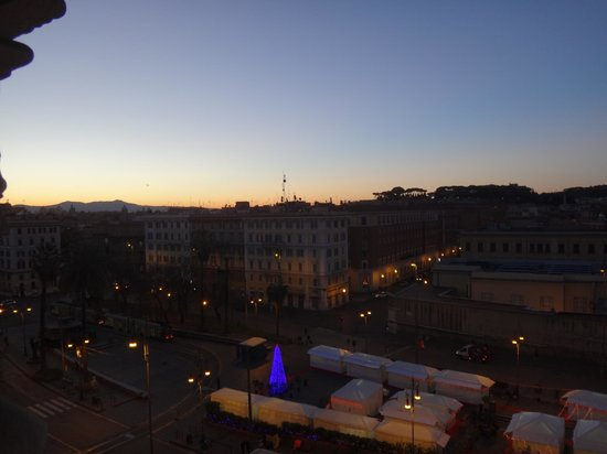 A View of Rome: Morgenstimmung