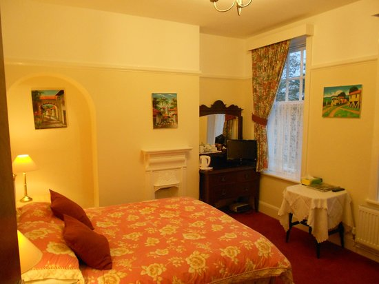 Miramar Guesthouse: Double room